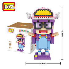 loz diamond blocks loz diamond block happy arale take you together to enjoy the