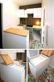 cuisine avec lave linge buanderie aménagement et décoration idées photos conseils