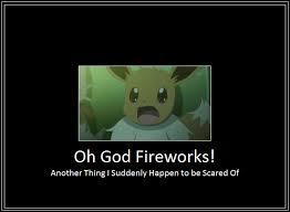 Fireworks Meme - eevee fireworks meme by 42dannybob on deviantart