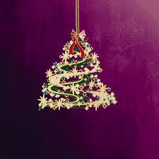 chem art christmas ornaments