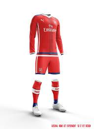 Design A Kit Home Football Kit Designs On Behance