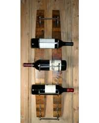 holiday special old river road barrel stave wall wine rack