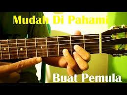 tutorial gitar lagu virgoun bukti tutorial gitar cara mudah bermain petikan intro virgoun bukti