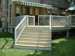 outdoor stair railing landscape traditional with stairs umbrella hole