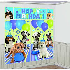 puppy party supplies dogs birthday party supplies