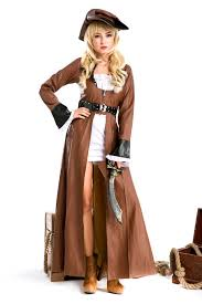 Victorian Halloween Costume Aliexpress Buy Pirate Costume Female Gothic Victorian Dress