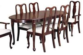 queen anne dining room furniture queen anne dining room furniture home furniture furnishings