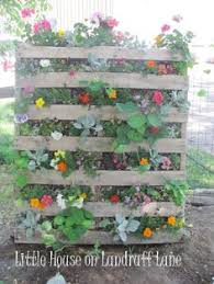 Vertical Flower Bed - diy vertical flower bed gardens growing plants and hydroponics