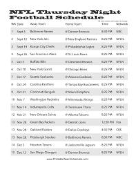 thanksgiving nfl football schedule the 25 best thursday night football schedule ideas on pinterest