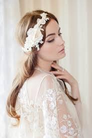 wedding headpiece beautiful flower wedding crown
