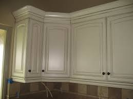 inspirational white stained wood kitchen cabinets taste