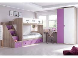 lit superposé avec bureau lit superposé avec bureau personnalisable f264 glicerio chambre