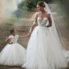 baby dresses for wedding white flower wedding dresses flower appliques communication
