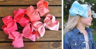 boutique hair bows jumbo boutique hair bows 2 99 from 9