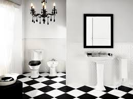 black and white tile bathroom ideas black and white bathroom ideas and designs