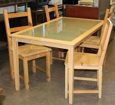 table et chaises de cuisine pas cher cuisine en bois pas cher cool chaises cuisine bois table de