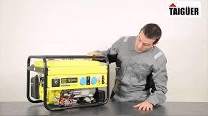 generador electrico gasolina 2500w ventageneradores net youtube