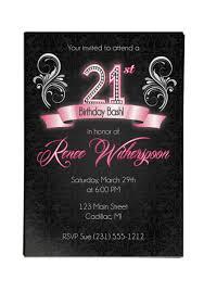 21 Birthday Invitation Cards 21st Birthday Invitations U2013 Innovative Marketing And Publishing Inc
