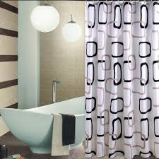 Hookless Shower Curtain Liner 80 Shower Curtain Liner Home Decorating Interior Design Bath