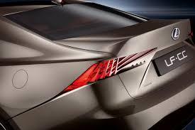 lexus lf lc hybrid concept coupe lexus lf cc hybrid concept heads to paris previews new is coupe