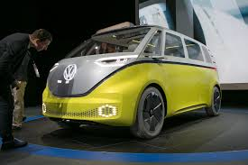 volkswagen microbus 2017 report volkswagen microbus based on i d buzz concept lands in
