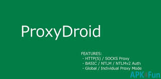 proxy apk proxydroid apk 2 7 7 proxydroid apk apk4fun