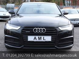 cheap audi a6 for sale uk audi a6 saloon 3 0 tdi 272ps quattro black edition s tronic auto