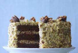 german chocolate layer cake recipe