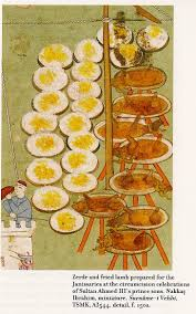 Ottoman Palace Cuisine by 500 Years Of Ottoman Cuisine Thecookingpersonalprojectilc