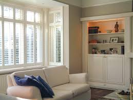bay window shutters shutter blinds for square curved windows uk