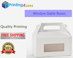 gable box with window custom window gable boxes by boxprinting4less on deviantart
