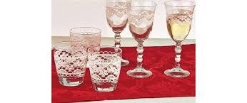 decorazioni bicchieri decorare la tavola di natale tanti addobbi natalizi per la tavola