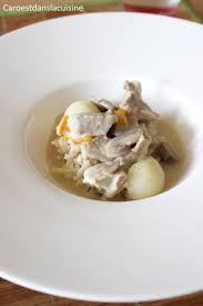 cuisiner une blanquette de veau blanquette de veau cap cuisine caro est dans la cuisine