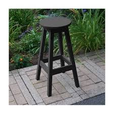 patio furniture bar stools and table recycled plastic patio chairs eco friendly polywood recycled