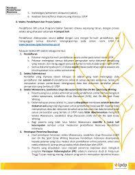 buku panduan pendaftaran beasiswa lpdp