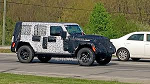 monster energy jeep 2018 jeep wrangler spy photos from autoweek