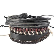 adjustable braided leather bracelet images Leather bracelets shop 243 men 39 s women 39 s leather jewelry jpg