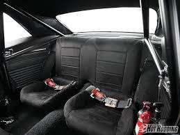 chevrolet camaro back seat 1969 chevrolet camaro rod