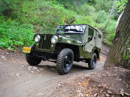 first willys jeep willys jeep cj2a revivaler