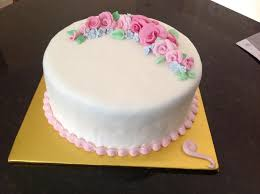 cake decorating simple cake decorating piping simple cake