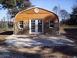 how many of you have looked into these quonset building kit homes