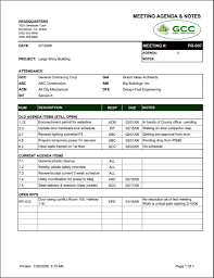 Samples Of Agenda For Meetings Template by Staff Meeting Agenda Sample Professional Templates