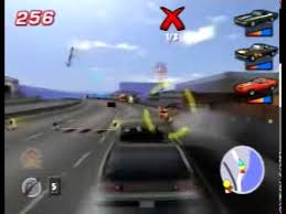 Starsky And Hutch Ps2 Starsky U0026 Hutch Game Backwards Highway Car Youtube
