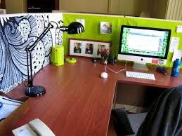 furniture astonishing cubicle decor ideas make your office style