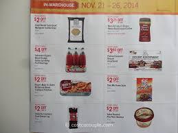 costco 2014 thanksgiving savings book
