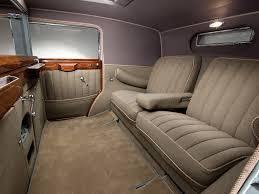 1930 cadillac sixteen v16 convertible sedan luxury retro interior