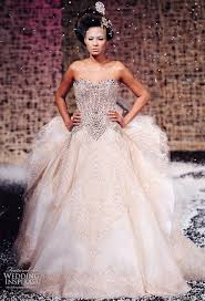 winter wedding dresses 2010 michael cinco wedding gowns 2010 michael cinco gowns and