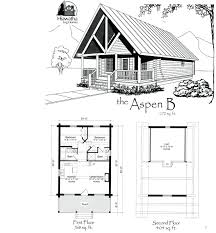 walkers cottage house plan 11137 1st floor plancabin plans under