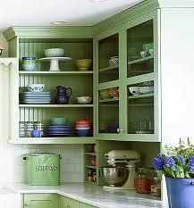 Cottage Kitchen Hutch A U201cmaine Cottage U201d Kitchen In Westport Ct Designs For Living Vt