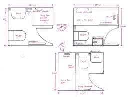 shower room layout uk bathroom